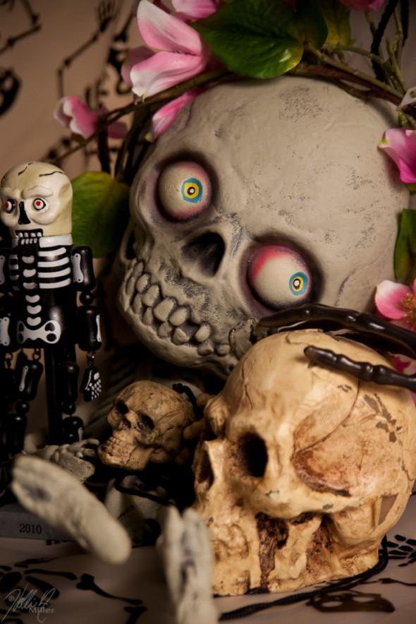Pygmy Skeleton Bride