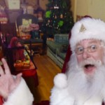 Exhibit A: Surprised Santa